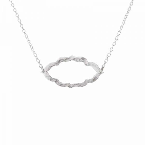 Murkani Nomad Silver Short necklace