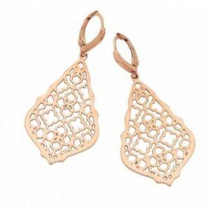 Liberte Catalina Rose Gold Earring