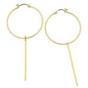 Liberte Ida Gold earrings
