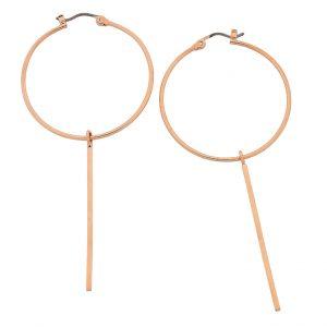 Liberte Ida Rose Gold earrings