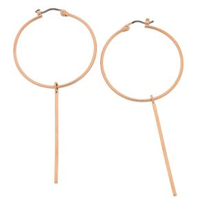 Liberte Ida Rose Gold earrings